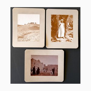Collection of Vintage Photos from Norther Africa - Early 20th Century Early 20th Century