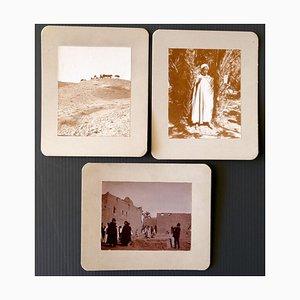 Sammlung von Vintage Fotos von Norther Africa - Frühes 20. Jahrhundert Frühes 20. Jahrhundert