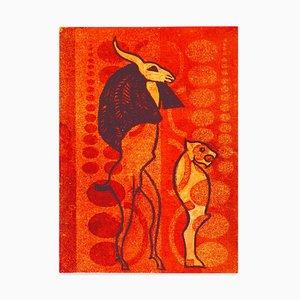 Judith - Originales Buch von Max Ernst und Dorothea Tanning - 1972 1972