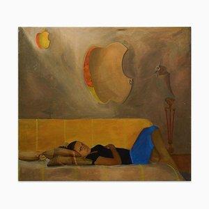 Digital Dream - Original Oil on Canvas by Anastasia Kurakina - 2012 2012