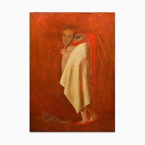 Dorian G. - Original Oil on Canvas by Anastasia Kurakina - 2012 2012