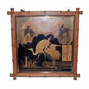 Antiker Spiegel von Ludger Tiburge Berton