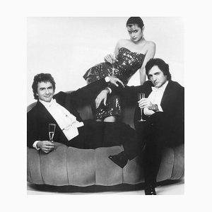 Scena del film '' Unfaithfully Yours '' - Fotografia vintage - 1984 1984