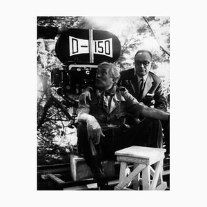 The American Director John Huston - Vintage Photograph - 1970s 1970s