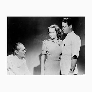 Scene from the Series ''Dr. Kildare'' - Vintage Photograph - 20th Century 20th Century
