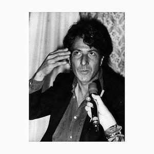 The American Actor Dustin Hoffman - Original Vintage Photograph - 1983 1983