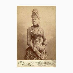 Original Vintage Photograph from Dahllof Studio - Early 20th Century Early 20th century