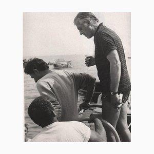 The British Actor Stewart Granger - Vintage Photograph - 1961 1961
