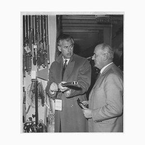 The British Actor Stewart Granger - Original Vintage Photograph - 1962 1962