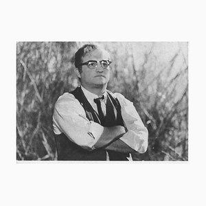 The American Schauspieler John Belushi - Original Vintage Fotografie - ca. 1975 Ca. 1975