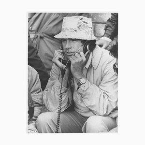 Warren Beatty - Original Vintage Photograph - 1980s 1980 ca.