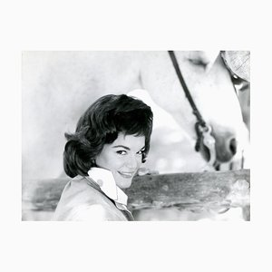 Porträt von Connie Francis - Vintage Foto - 1960er 1960er Jahre