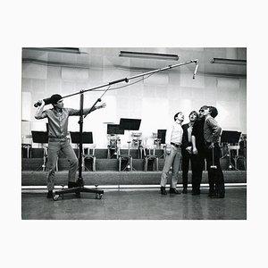 The Rockers by Mimmo Bonazzi - B/w Photo - 1960s 1960s