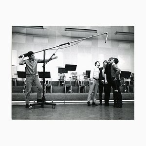 The Rockers von Mimmo Bonazzi - B / w Photo - 1960er 1960er