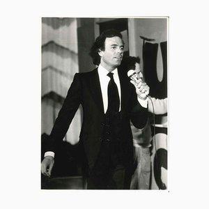 Julio Iglesias - Original Vintage Photograph - 1980 1980