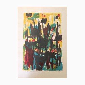 Composition Abstraite 1956