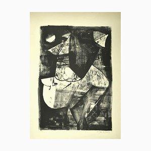 Litografía White Horse - Original de Marino Marini - 1966 1966