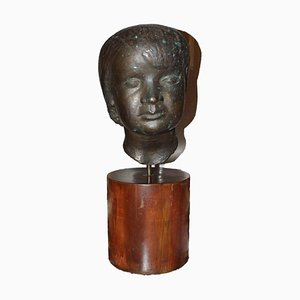 Head of Young Boy 1935