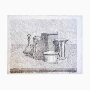 Still Life With Coffee Cup And Carafe 1929