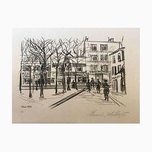 Place du Tertre 1924