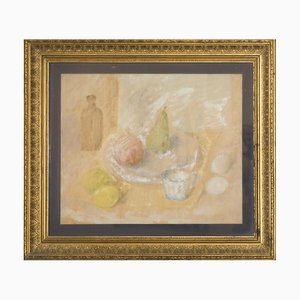 Still Life - 1950s - Pio Semeghini - Painting - Contemporary 1954