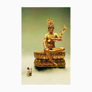 Preincarnation and Incarnation - 2x Tripthych, Contemporary, Chinese Photography 2002
