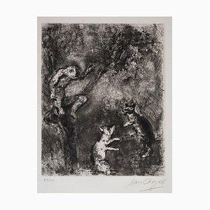 Le Loup plaidant contre le Renard par-devant le Singe 1927-1930