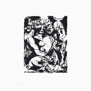 Ohne Titel, CR1095 (nach Lackierung Nr. 22, CR344), 1951, gedruckt 1964 1964
