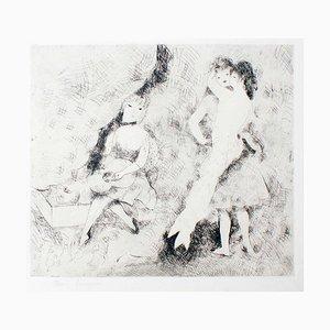 Le Bal - Original Etching by Marie Laurencin - 1927 1927