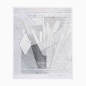 Les Deux Vases - 20th Century- Jacques Villon - Etching - Modern