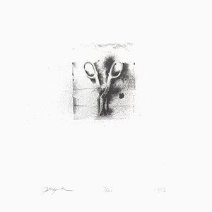 Ten Winter Tools - 1970s - Jim Dine - Lithographie - Contemporain 1973