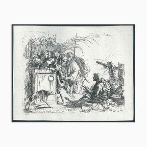 La Morte dà Udienza 1700-1749