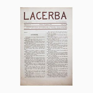 Lacerba - Complete Collection - 69 issues 1913, 1914, 1915