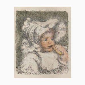 L'Enfant au Biscuit (Jean Renoir) 1899