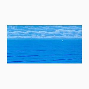 Marine Landscape - Oil on Canvas by Daniele Fissore - 2001 2001