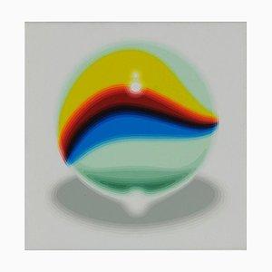 A Colored all - Original Öl auf Leinwand von Giuseppe Restano - 2010 2010