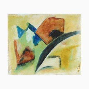 Lyrischer Abstraktionismus - Ölgemälde 2012 von Giorgio Lo Fermo 2012