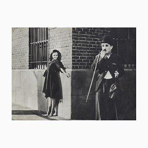 Charlie Chaplin - Foto vintage original - años 30 años 30