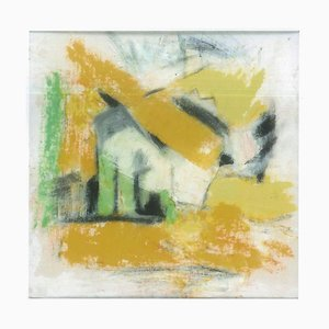 Homage To De Kooning - Oil Painting 2012 by Giorgio Lo Fermo 2014
