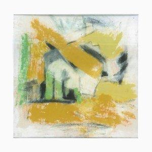 Peinture à l'huile Hommage à De Kooning 2012 par Giorgio Lo Fermo 2014