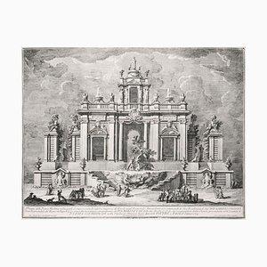 La celebre impresa di Ercole negl'Esperidi - Etching by Giuseppe Vasi - 1774 1774