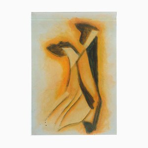 Abstract Expression - Oil Painting 2011 by Giorgio Lo Fermo 2011