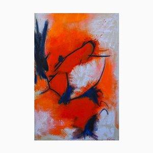 Informal Painting - Ölgemälde 2014 2014