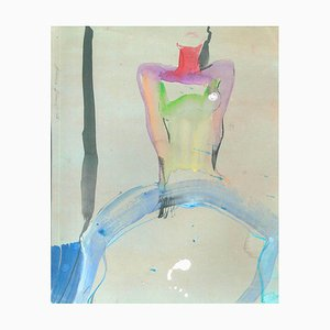 Splash - Original Watercolor by Anastasia Kurakina - 2016 2018