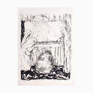 Ceremony II - Original Lithograph by Pierre Bonnard - 1930 1930