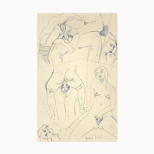 Erotic Drawing n. 2