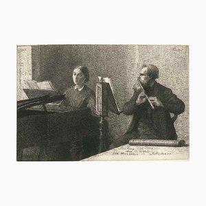 Un Morceau de Schumann 1864