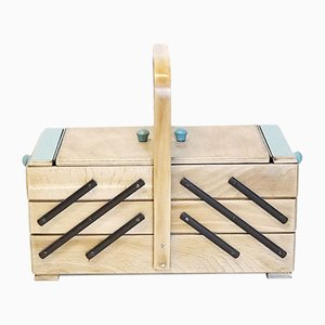 French Art Deco Sewing Box