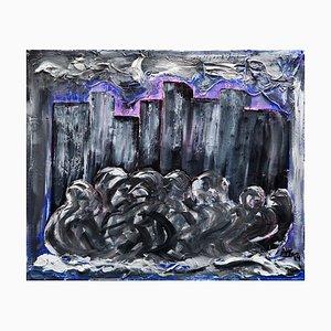 City Soul - Original Acrylic by A.M. Caboni - 2019 2019