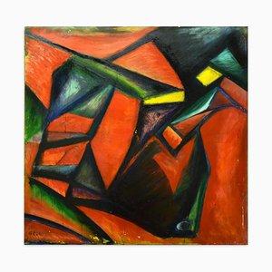 The Last Ride - Oil Painting 1999 by Giorgio Lo Fermo 1999